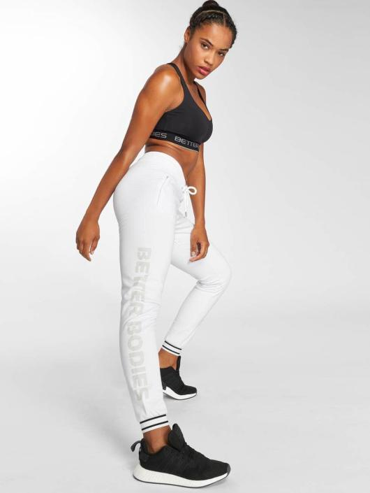 Better Bodies Sweat Pant Madison white