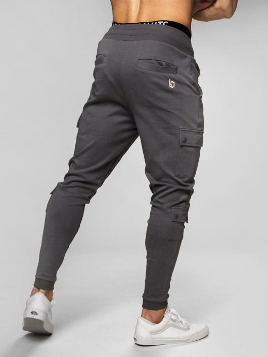 Beyond Limits Sweat Pant Cargo gray
