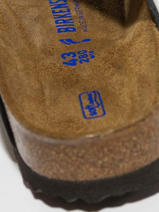 Birkenstock Sandals Arizona NL SFB Metallic gray