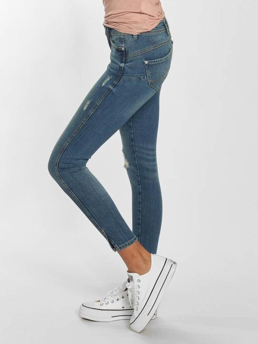 Blend She Skinny Jeans Nova Saran blue