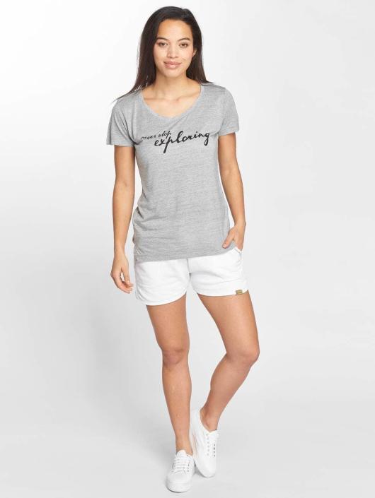 Blend She T-Shirt Vibe R gray