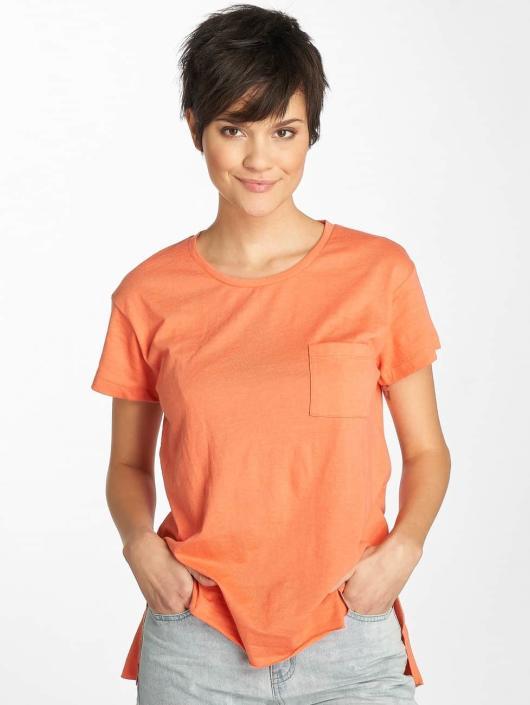 Blend She T-Shirt Mal R orange