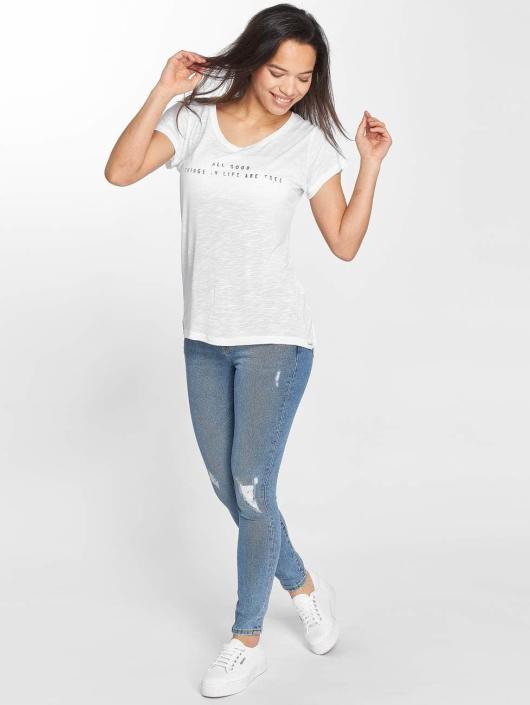 Blend She T-Shirt Sloane R white