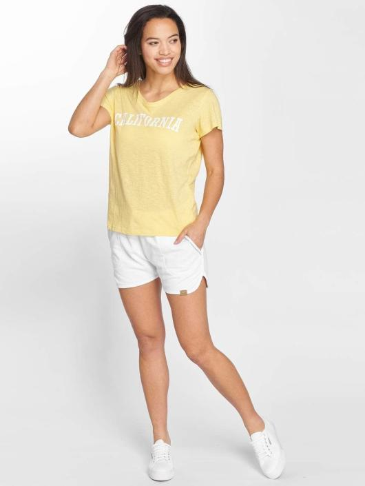 Blend She T-Shirt Girls R yellow