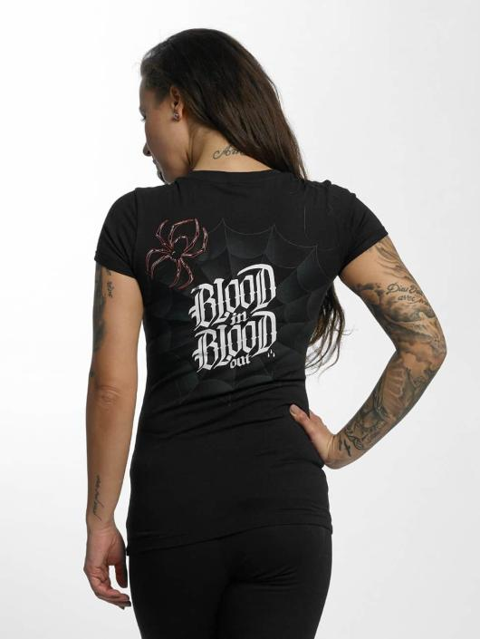 Blood In Blood Out T-Shirt Ranio Negro black