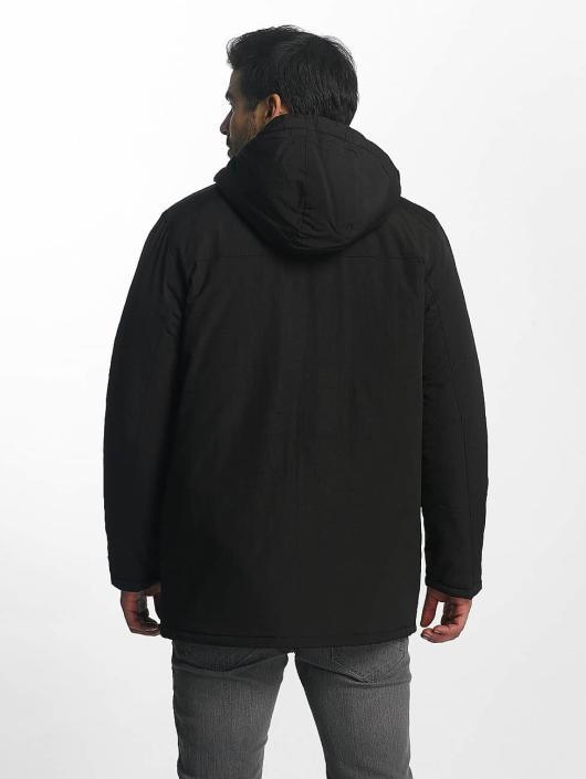 Brave Soul Lightweight Jacket Winter black