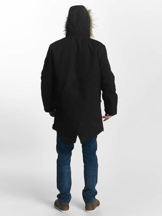Brave Soul Winter Jacket Mane black