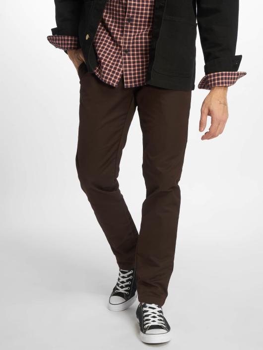 Carhartt WIP Chino pants Sid brown