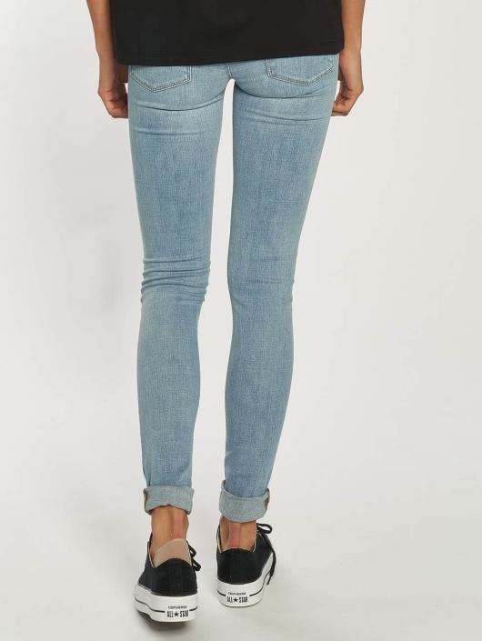Carhartt WIP Skinny Jeans Costa Meza Anny blue
