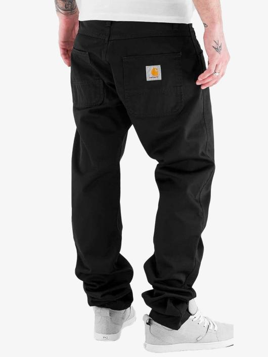 Carhartt WIP Straight Fit Jeans Cortez black