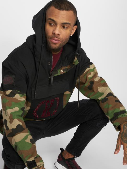 Cayler & Sons Lightweight Jacket Justice N Glory Transition camouflage