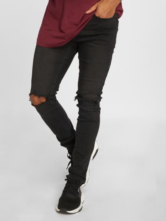 Cayler & Sons Straight Fit Jeans Alldd Team Ren black