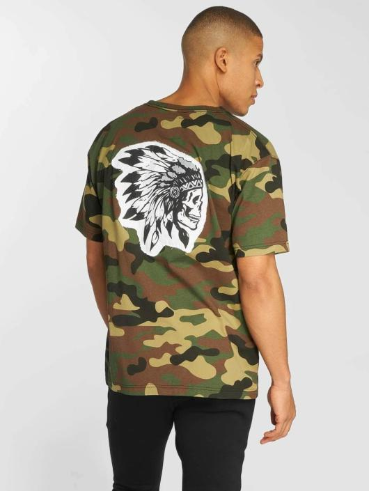 Cayler & Sons T-Shirt CSBL Patched Oversized camouflage