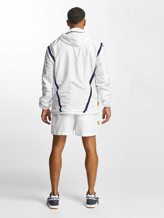 CHABOS IIVII Lightweight Jacket Half Zip white