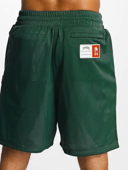 CHABOS IIVII Short Reversible Mesh green