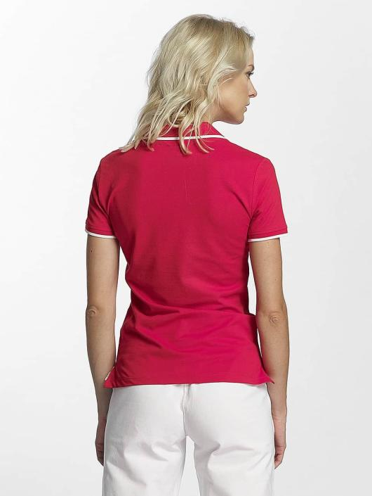 Champion Athletics Poloshirt Monaco red
