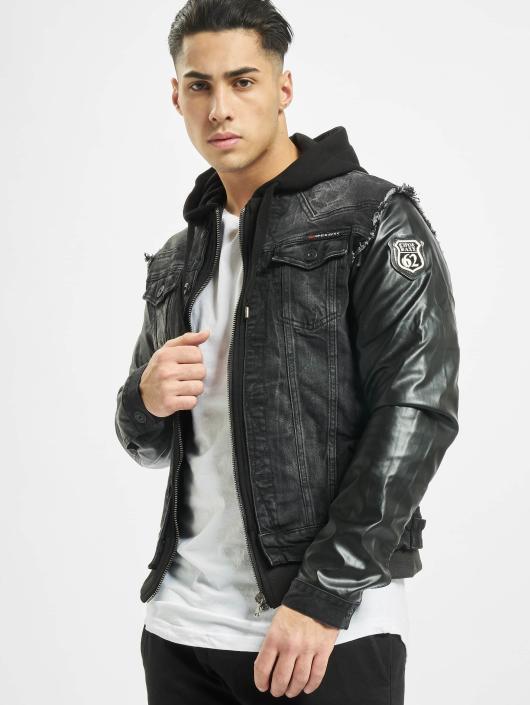 Cipo & Baxx Lightweight Jacket Rocker black