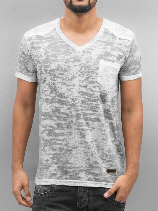 Cipo & Baxx T-Shirt Taree gray