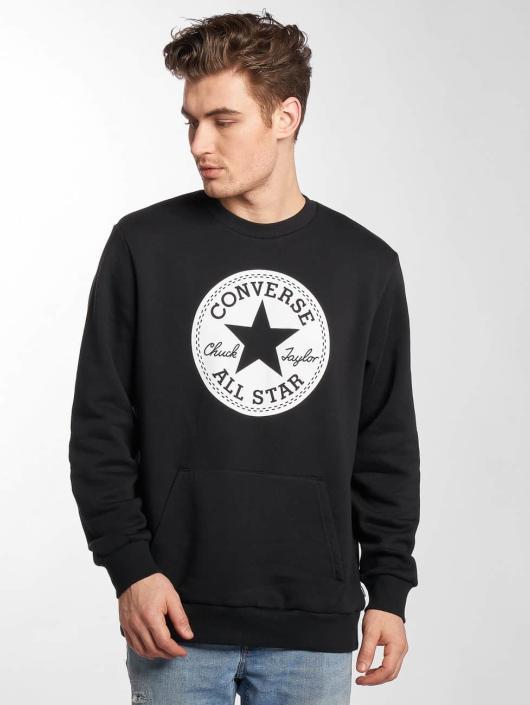 Converse Pullover Chuck Patch Graphic black