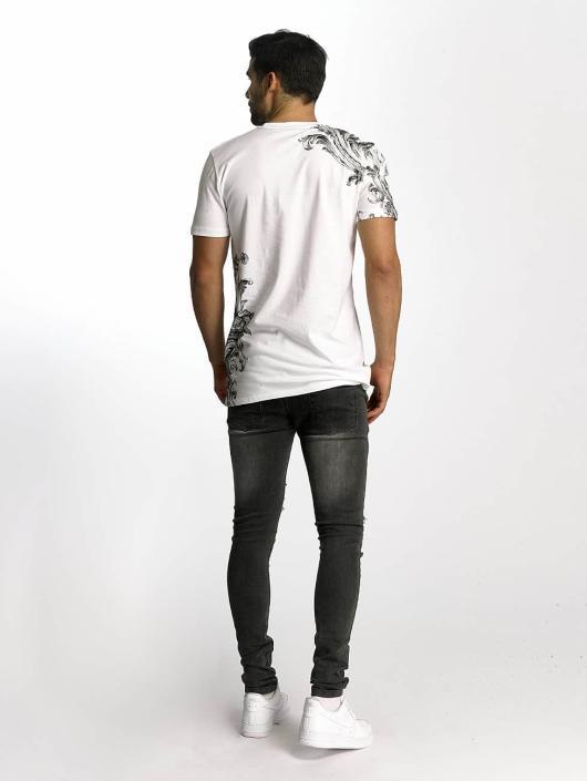 Criminal Damage T-Shirt Paulo white