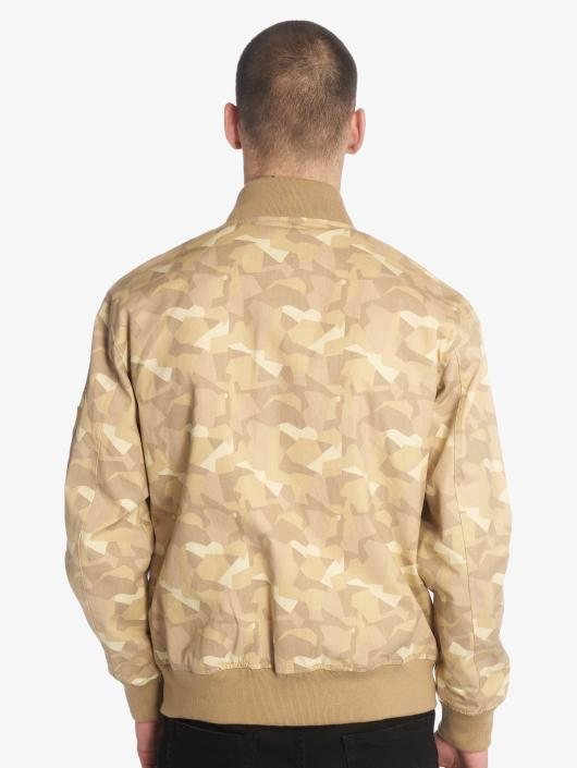 Cyprime Bomber jacket Bomberjacket Obsidian beige