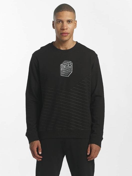 Dangerous DNGRS Pullover Tackle black