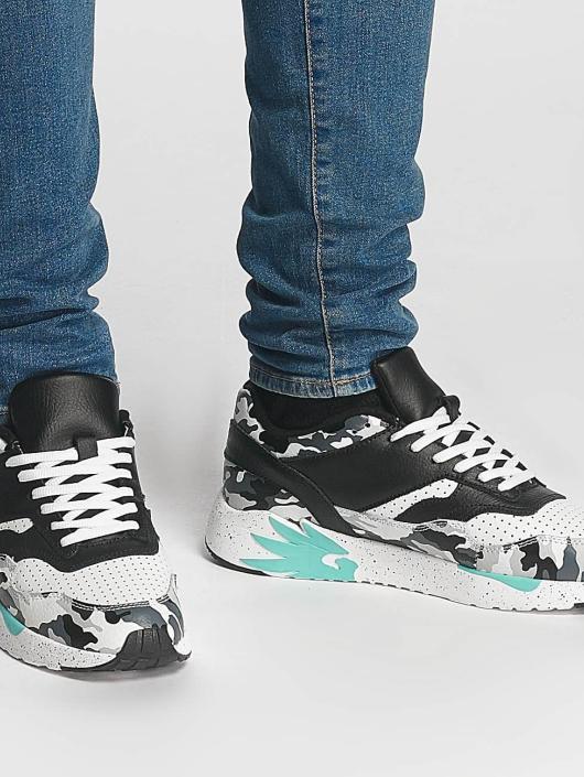 Dangerous DNGRS Sneakers Camo blue