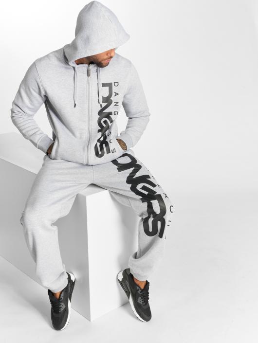 Dangerous DNGRS Suits Classic gray