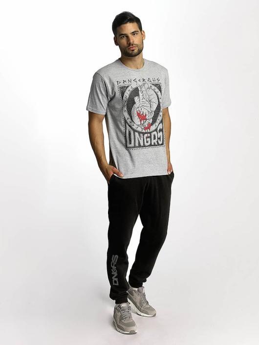 Dangerous DNGRS T-Shirt Boxing gray