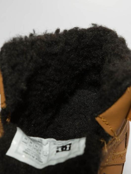 DC Sneakers Pure High Top Wnt Ev brown