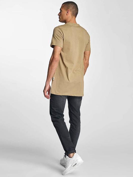 De Ferro T-Shirt Streets beige