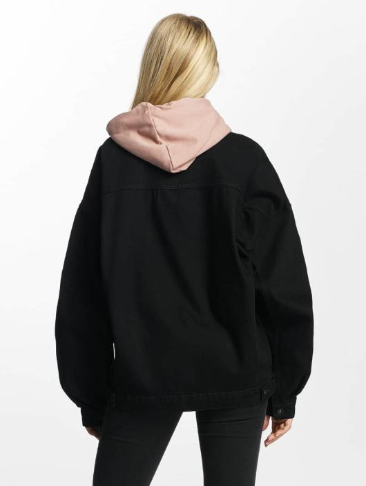 DEF Denim Jacket Darleen black