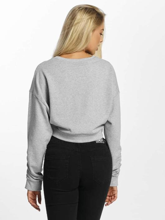 DEF Pullover Belly gray