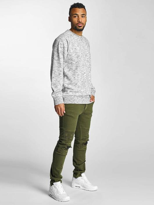 DEF Straight Fit Jeans Elom olive