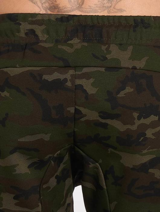 DEF Sweat Pant Camo green