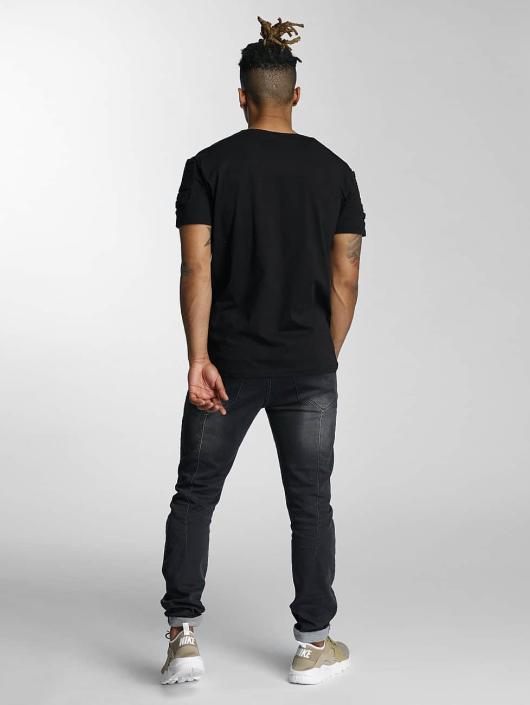 DEF T-Shirt Leats black