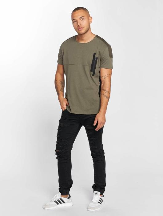 DEF T-Shirt Shrine olive