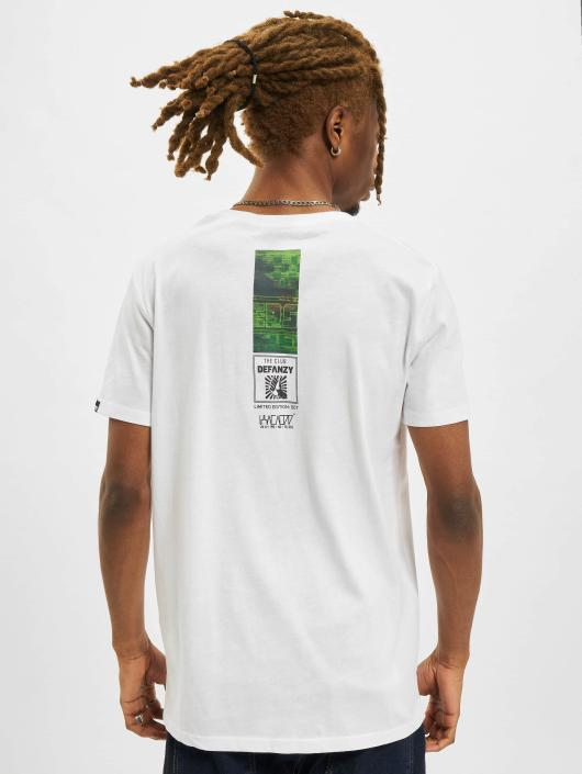 DefShop T-Shirt Art Of Now Kacao77 white
