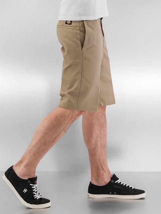 Dickies Short Slim Straight Work khaki