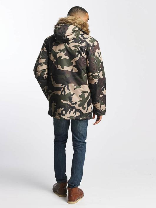 Dickies Winter Jacket Curtis camouflage