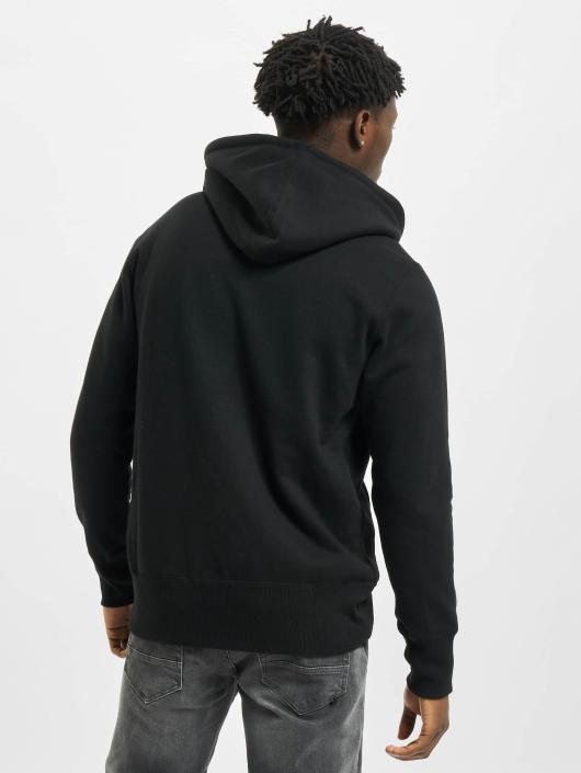 Electric Zip Hoodie VOLT black