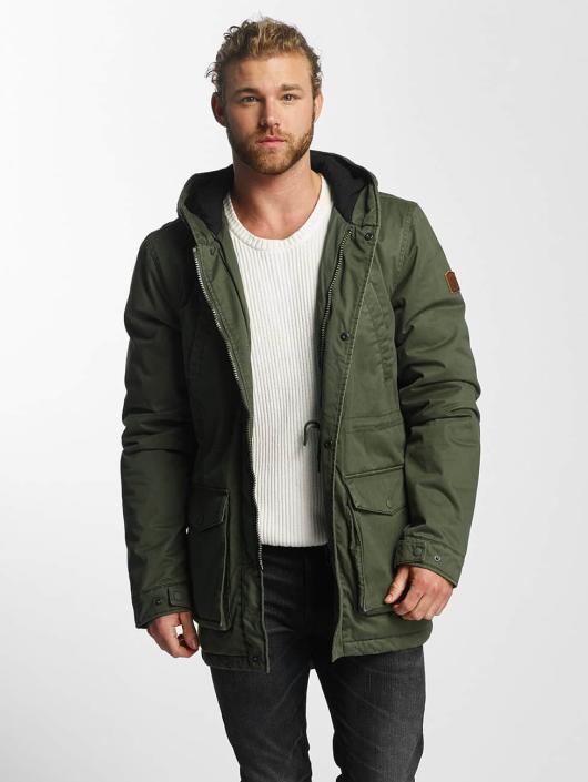 Element Winter Jacket Roghan Plus green