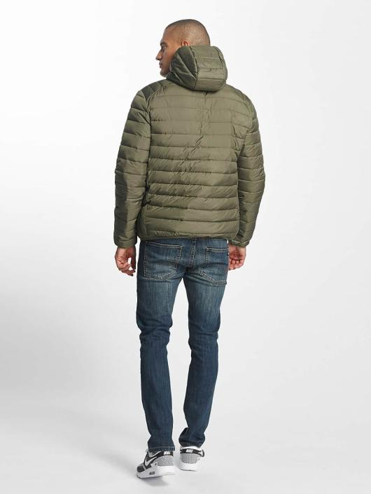 Ellesse Puffer Jacket Lombardy Padded olive
