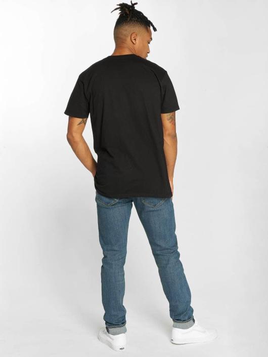 Etnies T-Shirt Icon Sprayed black