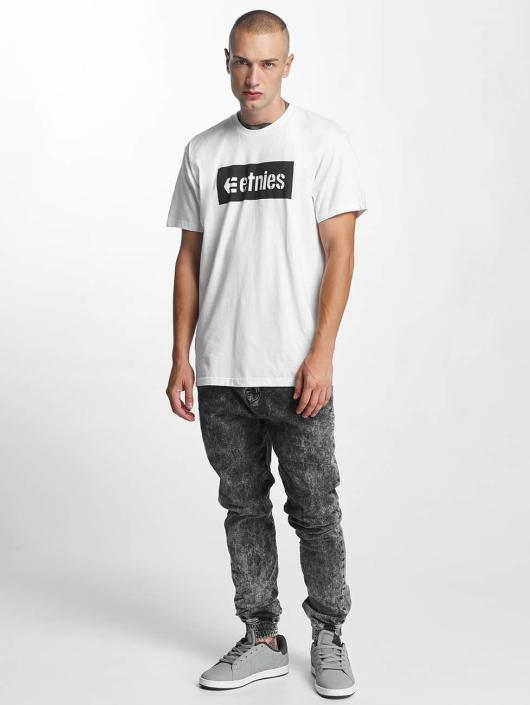 Etnies T-Shirt Corp Box white