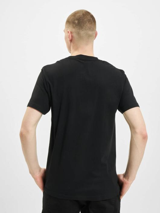 Famous Stars and Straps T-Shirt Punks Not Dead black