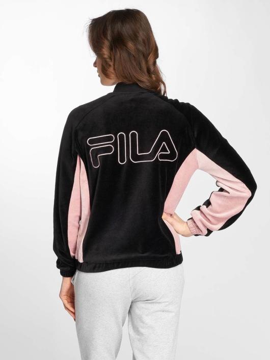 FILA Lightweight Jacket Urban Line Velvet black