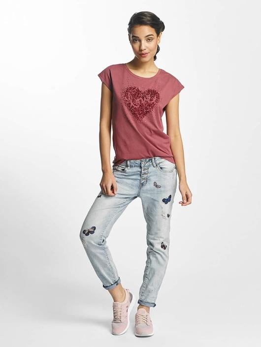 Fresh Made T-Shirt Love rose