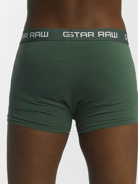G-Star Boxer Short Classic Trunk 3 Pack green
