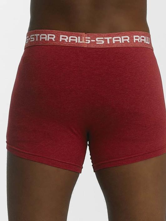 G-Star Boxer Short Classic Trunk 2 Pack red